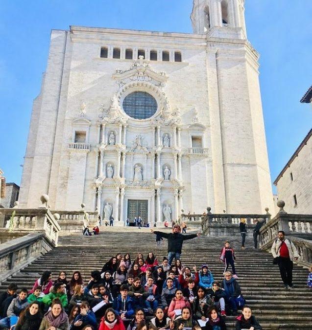 Visita a Girona