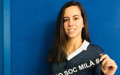 Personatges del Milà: Kaia Sánchez