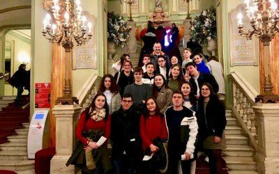 El Milà a l'òpera.