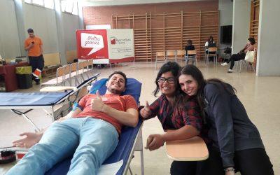 Èxit de la campanya de donació de sang