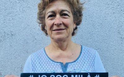 """""""El Milà és la meva segona casa"""". Lupe Serrano, encarregada de les feines de neteja del Milà"""