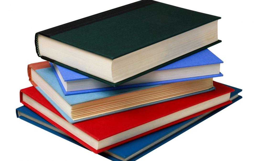 Llistat de llibres i material escolar curs 2019-2020