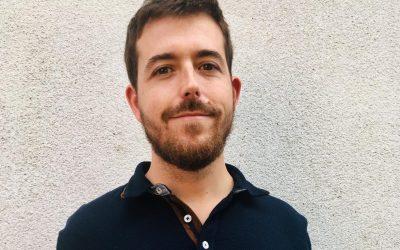 """""""He aterrat en la docència perquè necessitava un canvi vital!"""" Martí Avinyó, professor de matemàtiques de 1r, 2n i 4t d'ESO"""