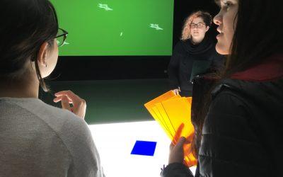 Visita a la Fundació Miró