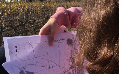 Cursa d'orientació per conèixer l'arqueologia i la cartografia a 1r d'ESO