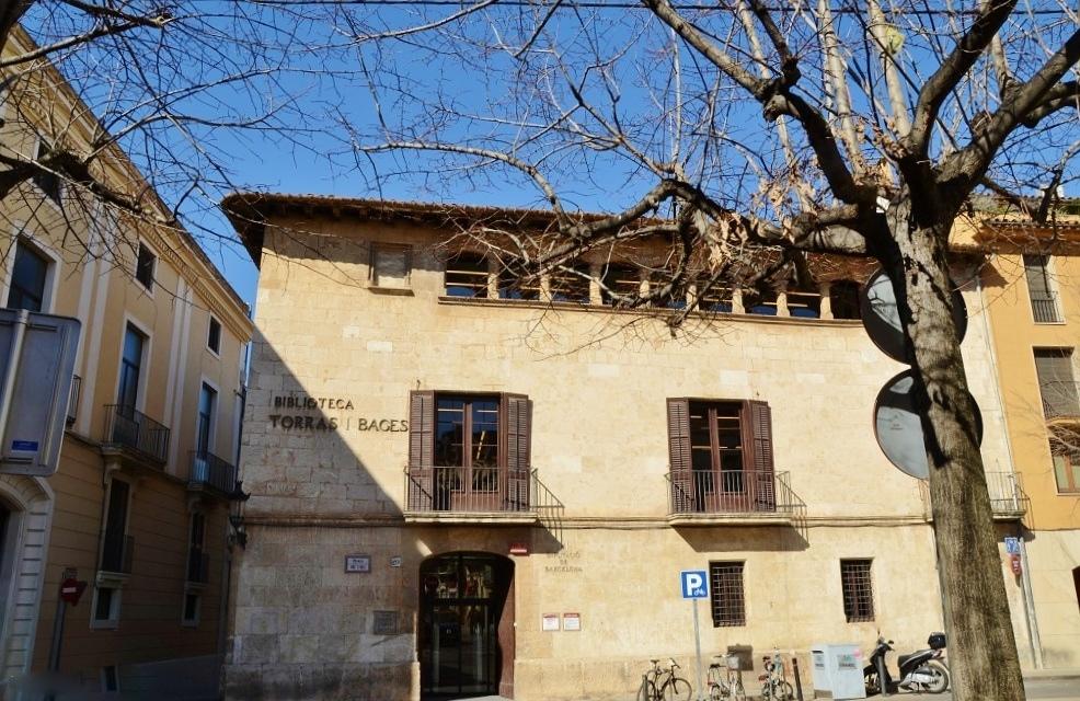 El Milà a la Biblioteca Torras i Bages