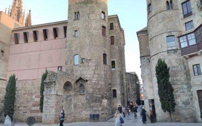 Visita a la Barcelona romana