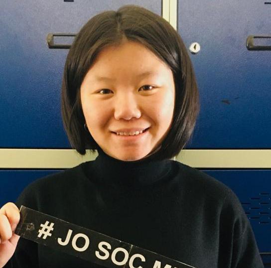 """Laia Xiao Planas, estudiant de 1r de batxillerat: """"Fa dues setmanes vaig saber que me n'anava als Estats Units!"""""""