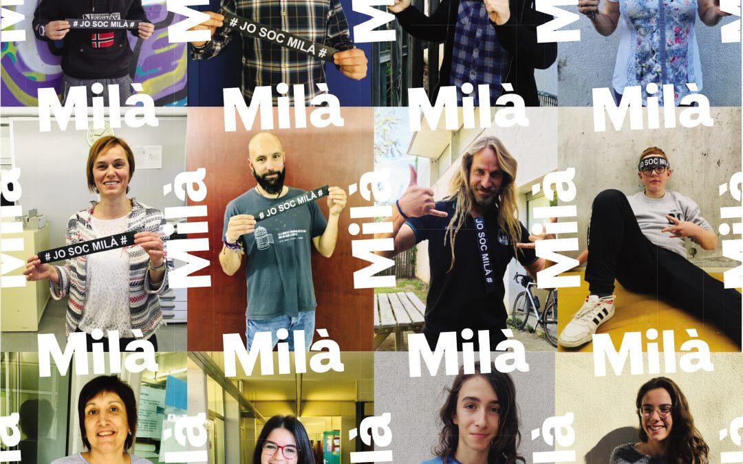"""El projecte """"Personatges del Milà"""""""