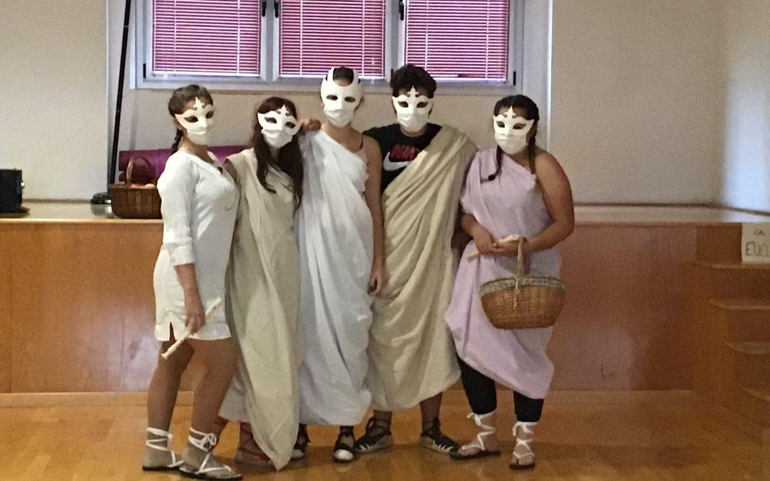 Tast de teatre grec