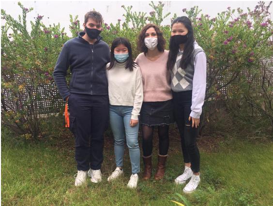 Alumnes del Milà participen en un grup de recerca lingüística de l'Autònoma