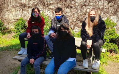 Participants al Certamen de Lectura en Veu Alta