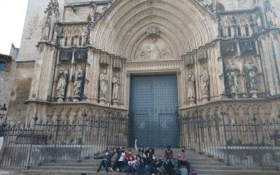 2n N visita el gòtic i romànic vilafranquí