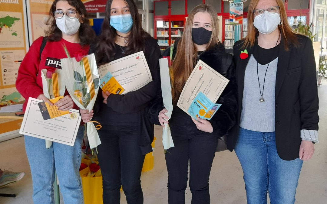 Concurs Literari Sant Jordi 2021