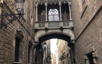 Visita a escenaris històrics de Barcelona