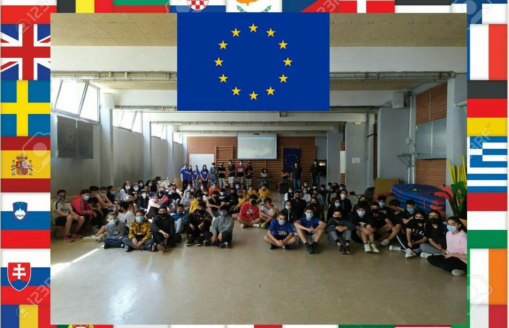 Dia d'Europa 2021 al Milà