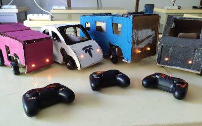 Projecte de Tecnologia: Disseny i construcció d'un cotxe elèctric